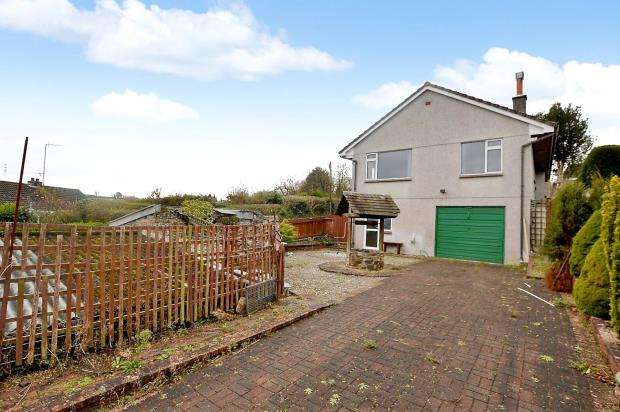 3 Bedrooms Detached Bungalow for sale in Cargreen, Saltash, Cornwall