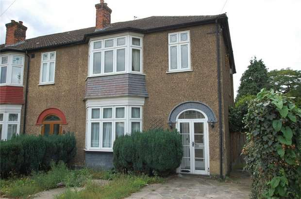 3 Bedrooms End Of Terrace House for sale in Calmont Road, BROMLEY, Kent