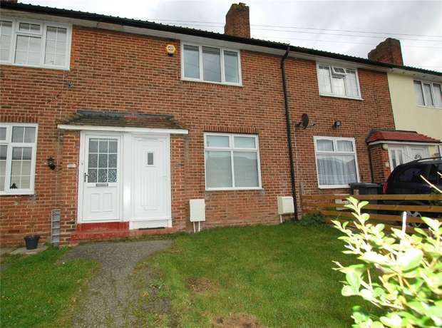 2 Bedrooms Terraced House for sale in Goudhurst Road, BROMLEY, Kent