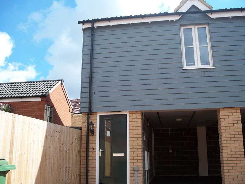 1 Bedroom House for rent in Blackhill Wood Lane, Norwich