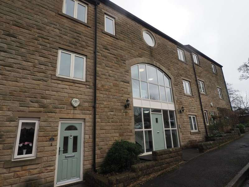 2 Bedrooms Apartment Flat for sale in Miry Meadow, Chapel-en-le-Frith, High Peak, Derbyshire, SK23 9RU