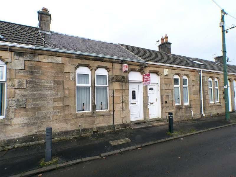 1 Bedroom Terraced House for sale in Croft Place, Larkhall, LARKHALL