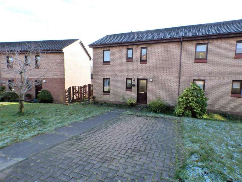 3 Bedrooms Semi Detached House for sale in Kendal Road, EAST KILBRIDE