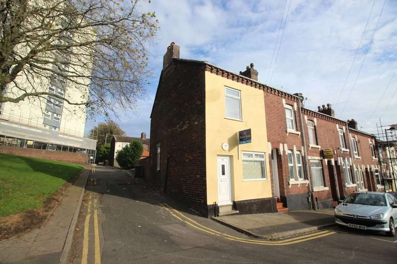 2 Bedrooms Terraced House for sale in Well Street, Stoke-On-Trent, ST1