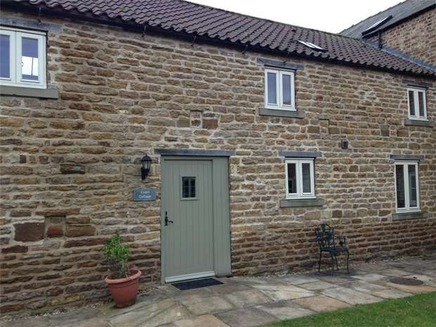2 Bedrooms Cottage House for rent in Castle Court, Sheriff Hutton, YORK