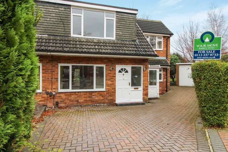 4 Bedrooms Semi Detached House for sale in Highwood Grove, Leeds, LS17