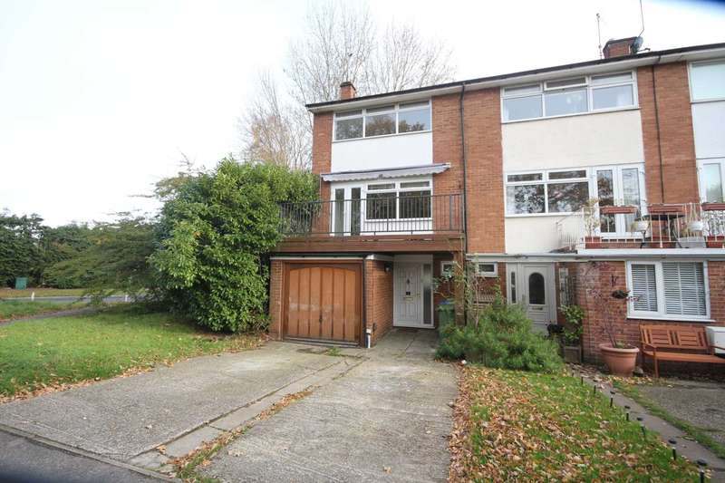 3 Bedrooms End Of Terrace House for rent in Rokeby Close, Bracknell