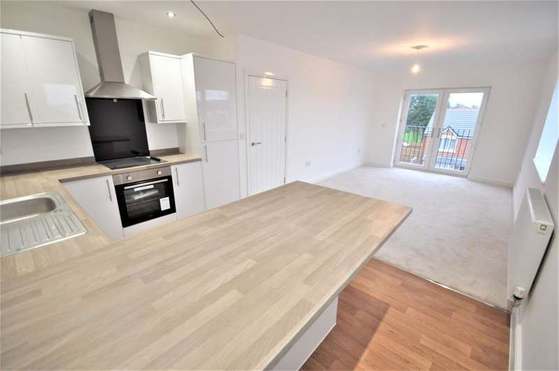 2 Bedrooms Apartment Flat for sale in Langdale Gardens, Langdale Road, Blackpool, Lancashire, FY4 4RR