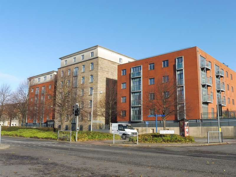 2 Bedrooms Apartment Flat for sale in Magretian Place, Cardiff