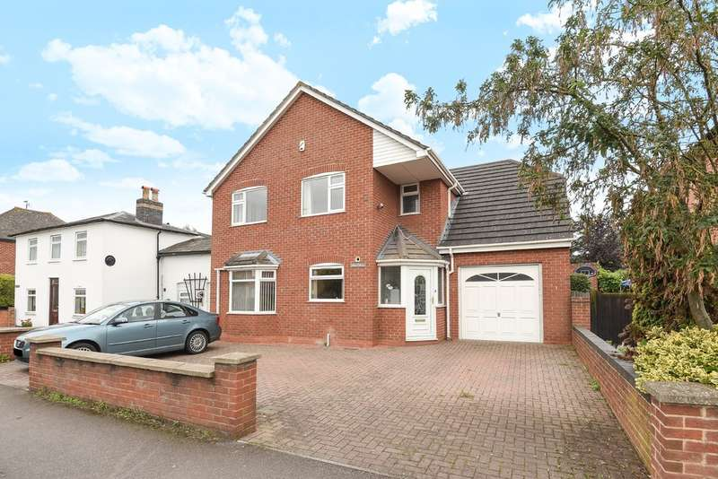 5 Bedrooms Detached House for sale in The Reddings