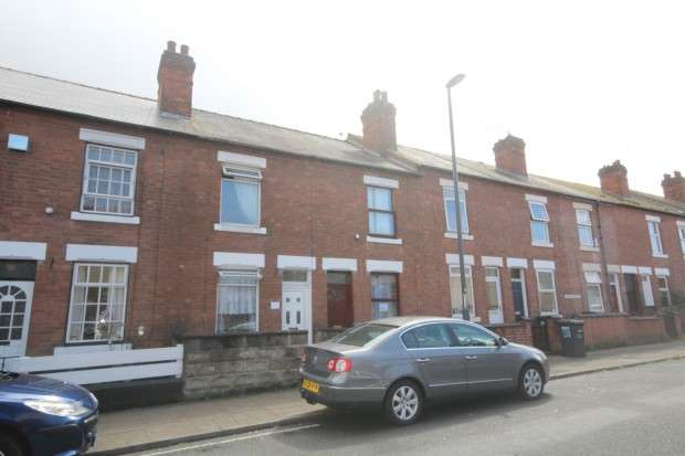 2 Bedrooms Terraced House for sale in Lower Dale Road, Derby, DE23