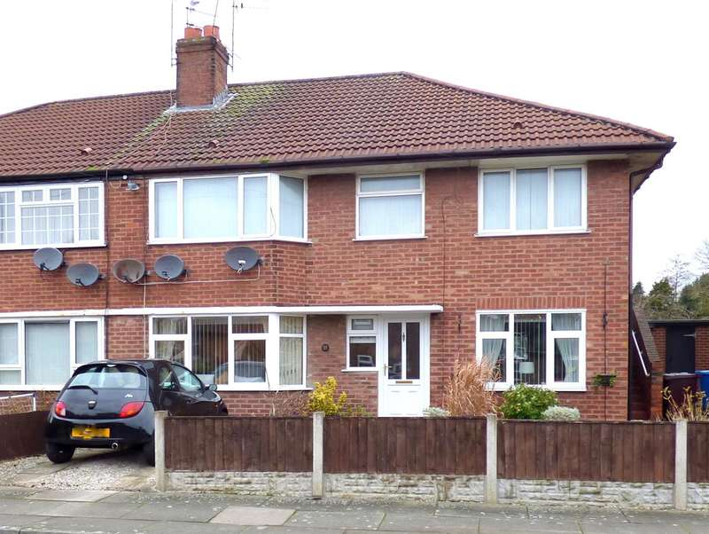2 Bedrooms Apartment Flat for sale in St Marks Road, Huyton, Liverpool
