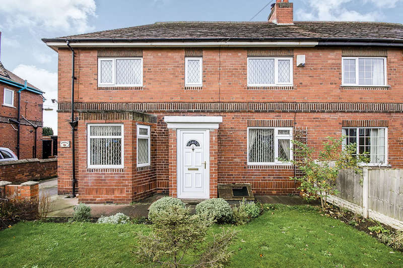 3 Bedrooms Semi Detached House for sale in Womersley Road, Knottingley, WF11