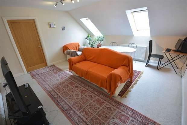 2 Bedrooms Flat for sale in St Thomas Court, Wellington Road, Bournemouth