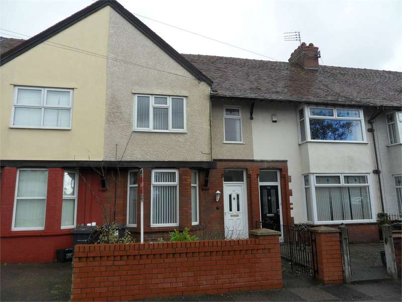 4 Bedrooms Terraced House for sale in Brooke Road West, Brighton-le-Sands, MERSEYSIDE, Merseyside