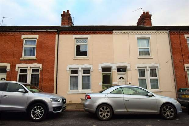 2 Bedrooms Terraced House for sale in Stanhope Road, NORTHAMPTON