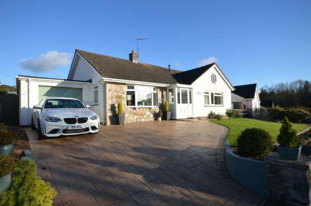 3 Bedrooms Detached Bungalow for sale in Benedicts Road, Liverton, Newton Abbot, Devon