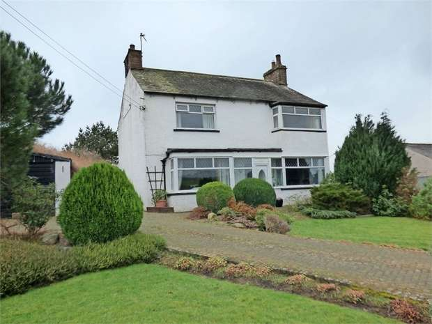 3 Bedrooms Detached House for sale in Plumpton, Plumpton, Penrith, Cumbria