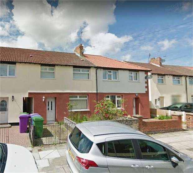 3 Bedrooms Terraced House for sale in Finborough Road, Liverpool, Merseyside