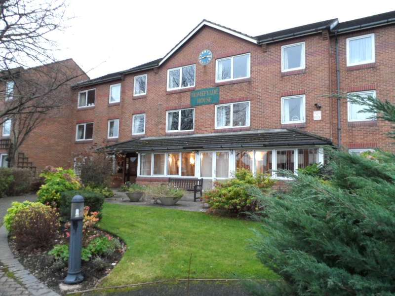 2 Bedrooms Flat for sale in Home fylde House, Blackpool, FY3 9EN