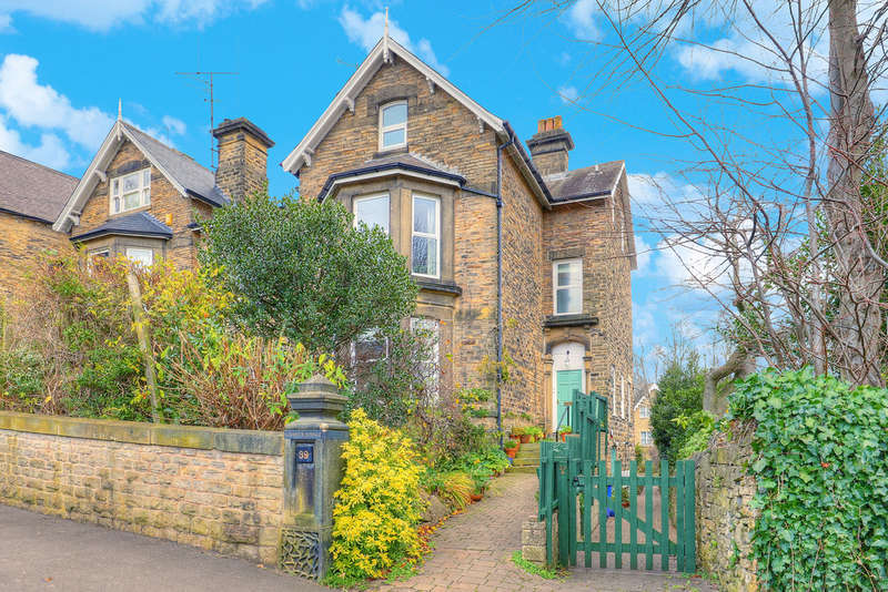 3 Bedrooms Flat for sale in Flat 39C, Westbourne Road, Broomhill, S10 2QT