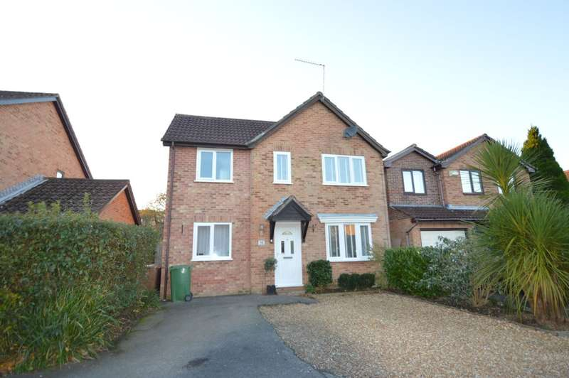 4 Bedrooms Detached House for rent in Valley Park, Chandler's Ford