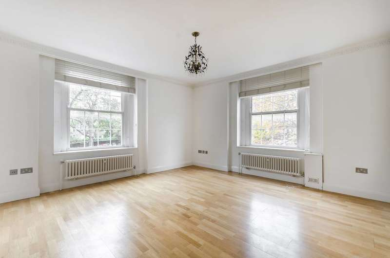 3 Bedrooms Flat for sale in Fitzjames Avenue, High Street Kensington, W14