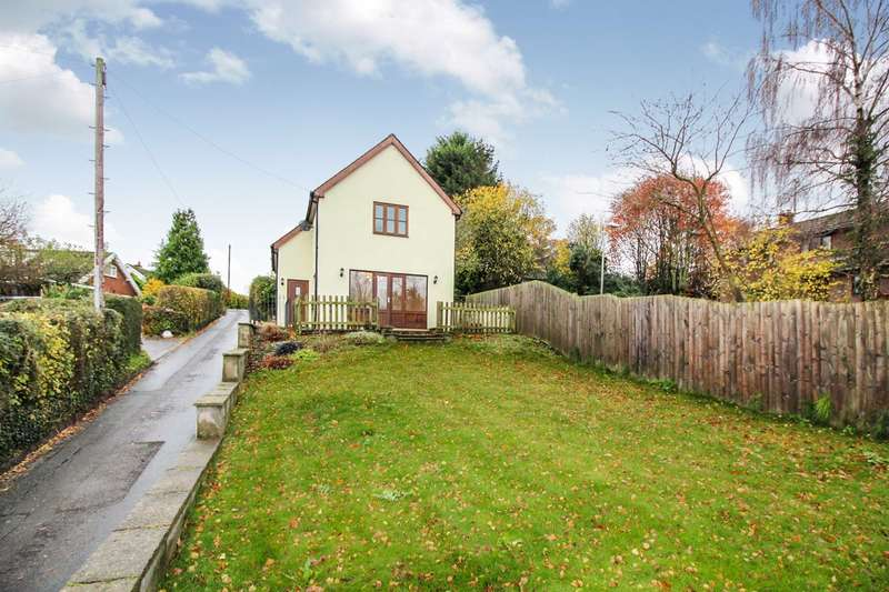 3 Bedrooms Detached House for sale in Llanddewi Rhydderch, Abergavenny, NP7
