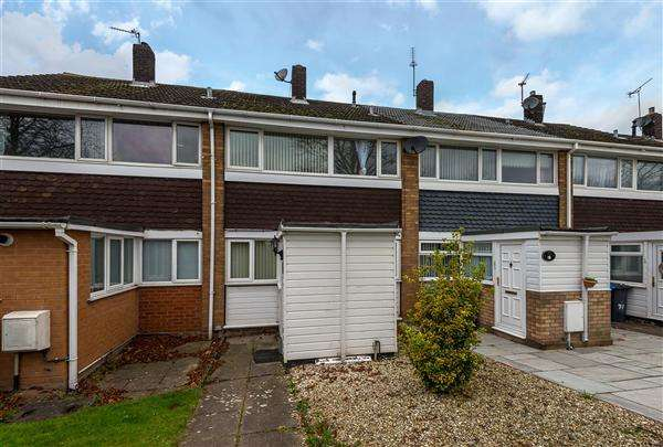3 Bedrooms Town House for sale in Wolverhampton Road, Stafford