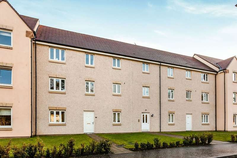 2 Bedrooms Semi Detached House for sale in Wester Kippielaw Drive, Dalkeith, EH22