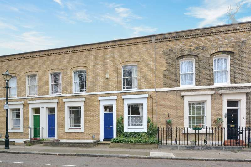 2 Bedrooms Terraced House for sale in Carlton Square, Stepney, E1