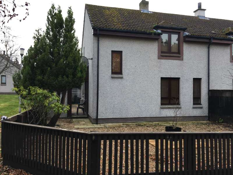 2 Bedrooms Semi Detached House for rent in Lochdhu Gate, Nairn