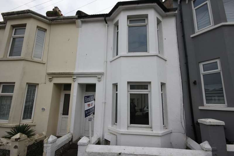 3 Bedrooms Terraced House for rent in Lawes Avenue, Newhaven, East Sussex, BN9 9SB
