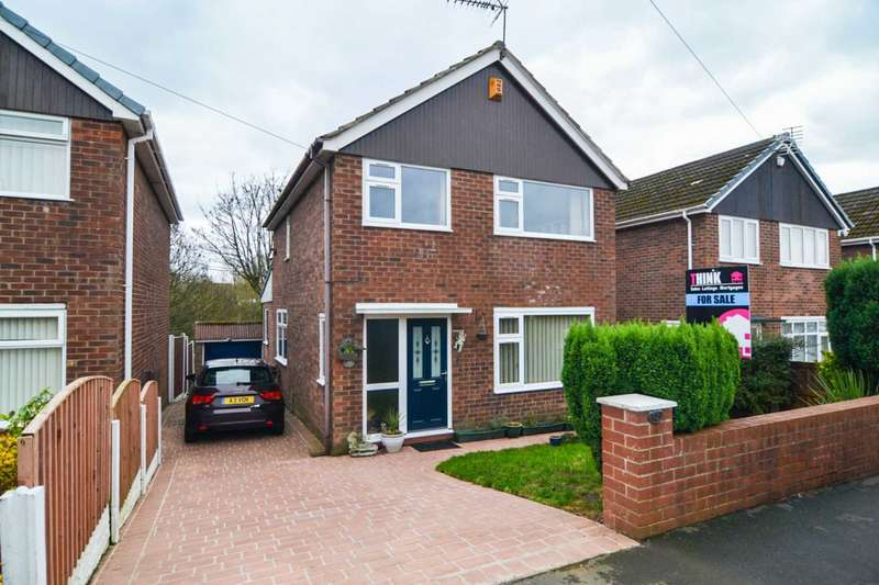 3 Bedrooms Detached House for sale in Conway Drive, Newton Le Willows