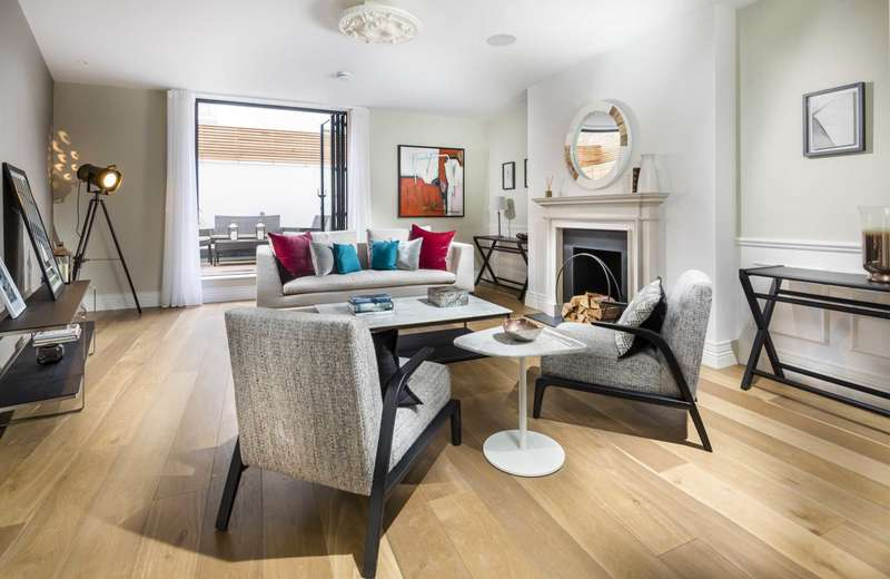 3 Bedrooms House for sale in Hereford Road, Notting Hill W2