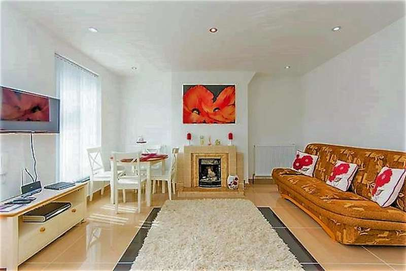 2 Bedrooms End Of Terrace House for sale in Cecil Road, 1st Floor Flat, Harlesden, London, NW10 8UJ