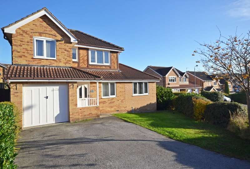 4 Bedrooms Detached House for sale in Sherwood Drive, Wakefield