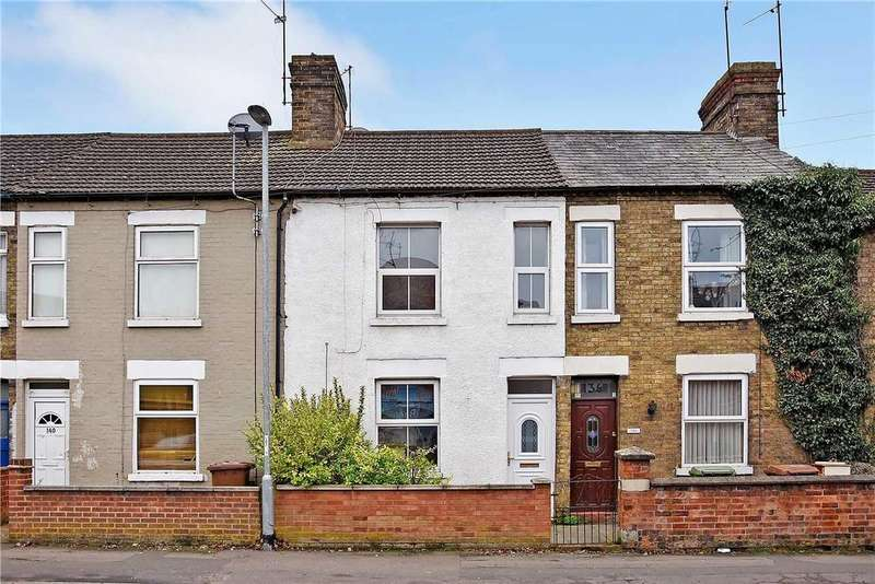 2 Bedrooms Terraced House for sale in Mill Road, Wellingborough, NN8 1PH
