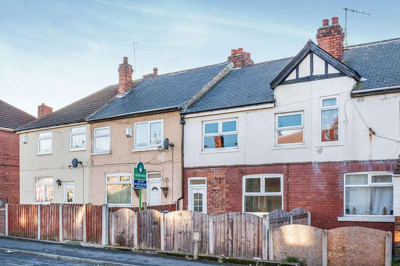 3 Bedrooms Property for rent in Kings Crescent, Edlington, Doncaster, DN12
