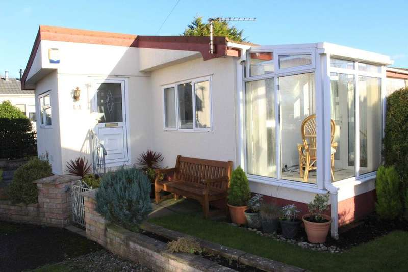 2 Bedrooms Park Home Mobile Home for sale in Stalmine Country Park, Poulton Le Fylde, FY6 0LW