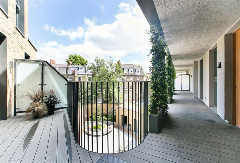2 Bedrooms Flat for sale in 315 - 317 Camberwell New Road, London, SE5 0AT