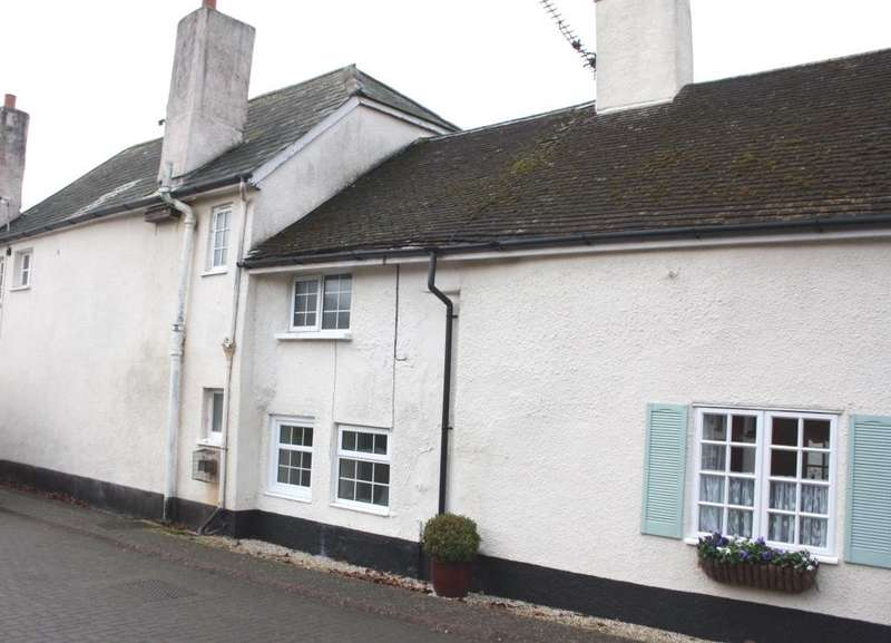 2 Bedrooms Terraced House for sale in Whimple