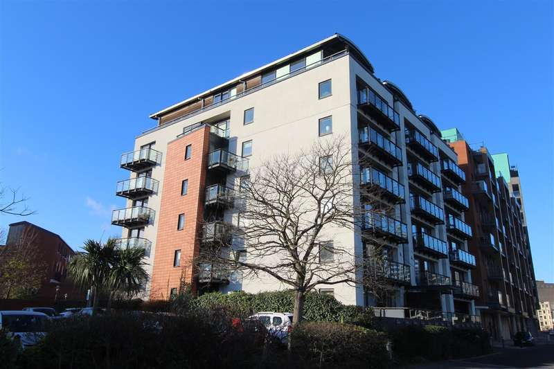 1 Bedroom Apartment Flat for sale in Stoke Quay, Ipswich