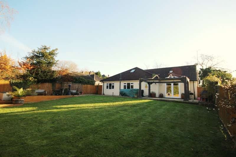 4 Bedrooms Detached House for sale in Bryher, Woodlands, BH21