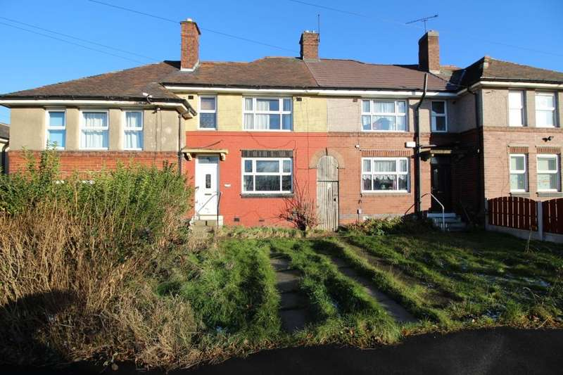 3 Bedrooms Terraced House for sale in Northern Avenue, Sheffield, S2