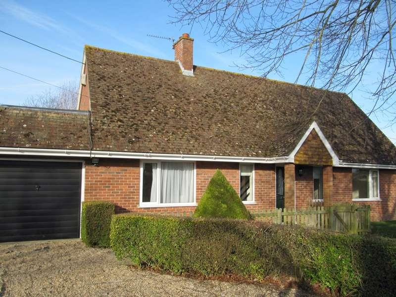3 Bedrooms Detached Bungalow for rent in Old Basing, Basingstoke