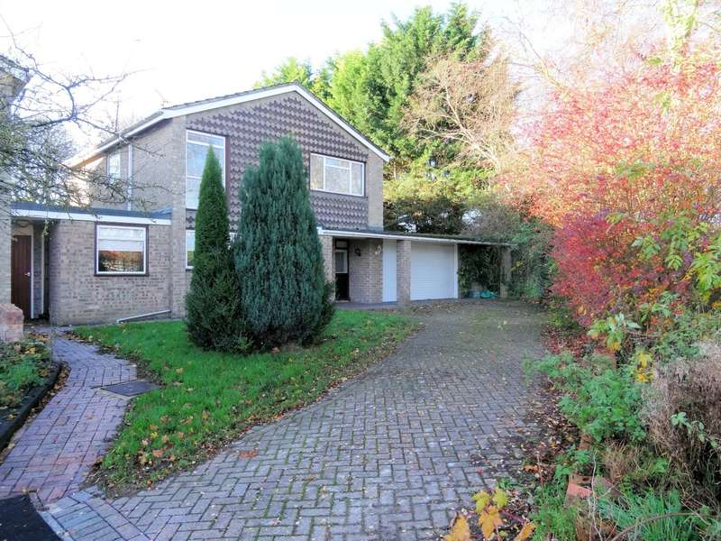 4 Bedrooms House for sale in Windermere Avenue, Kempshott