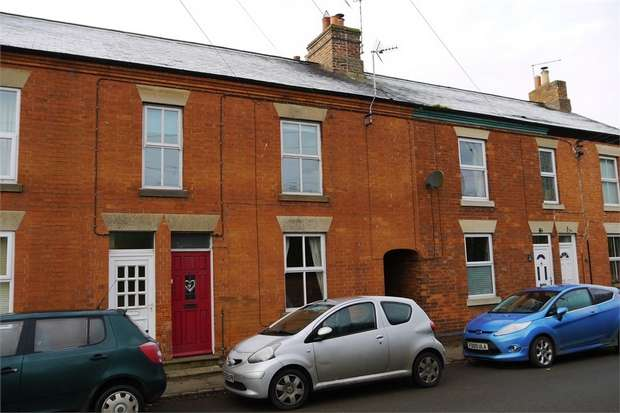 3 Bedrooms Terraced House for sale in Berridges Lane, Husbands Bosworth, Leicestershire