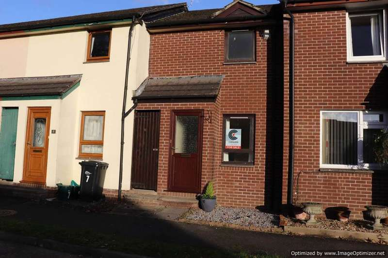 2 Bedrooms Terraced House for sale in Whiddon Valley, Barnstaple