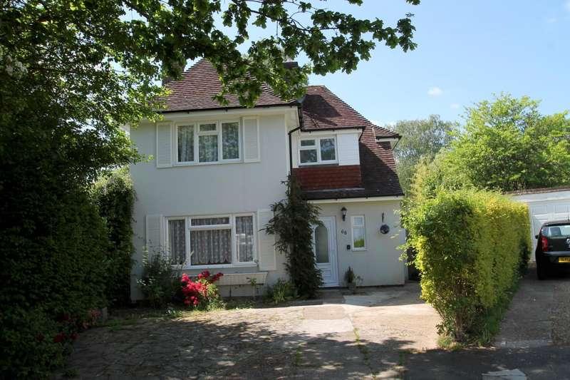 3 Bedrooms Detached House for rent in Harlands Road, Haywards Heath